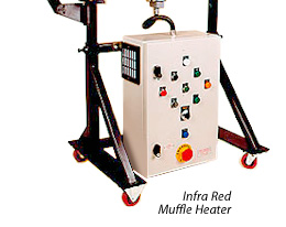 Infrared Muffle Heater